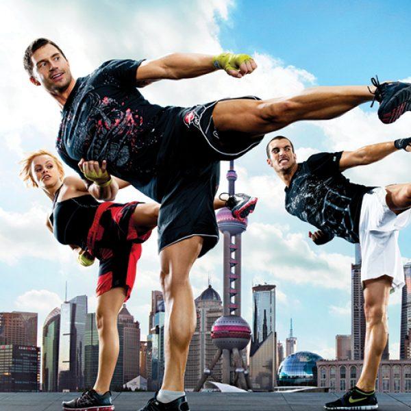 Life&Fitness – קמפיין השקת Lesmills