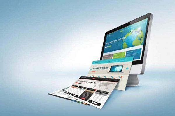 מה ההבדל בין דף נחיתה לאתר אינטרנט?