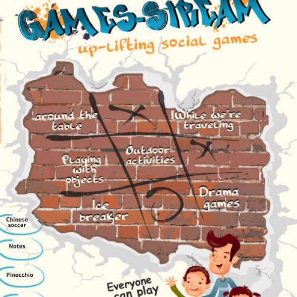 Games Stream – up lifting social games