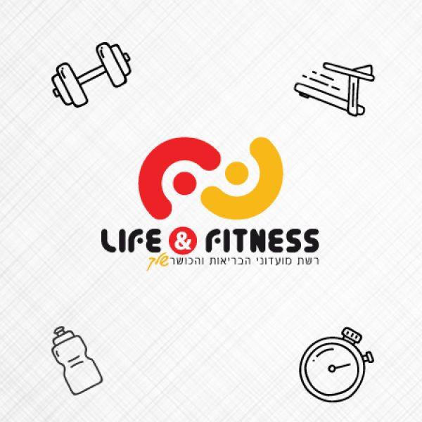 Life & Fitness  – רשת חדרי כושר